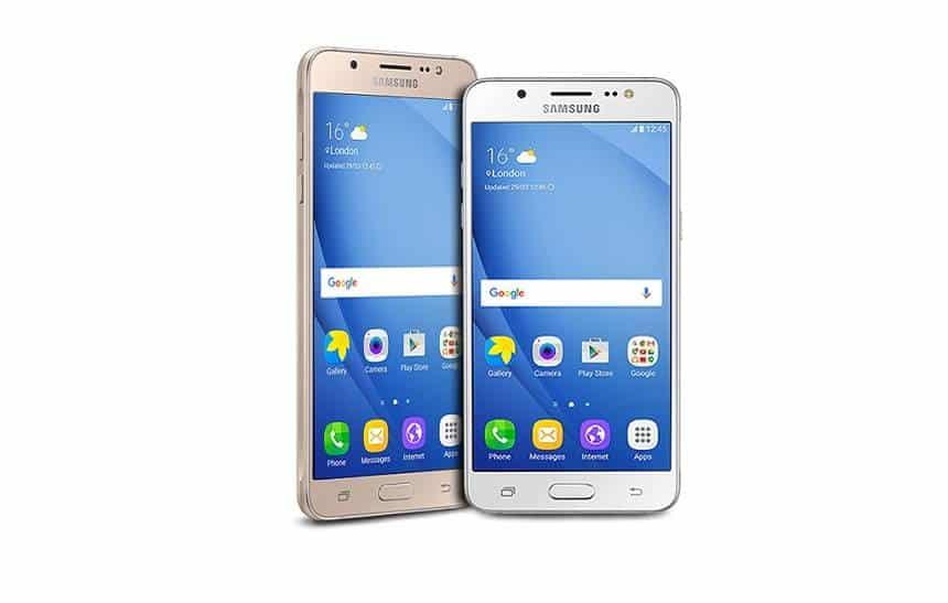 Galaxy J5 Metal e Galaxy J7 Metal chegam ao Brasil