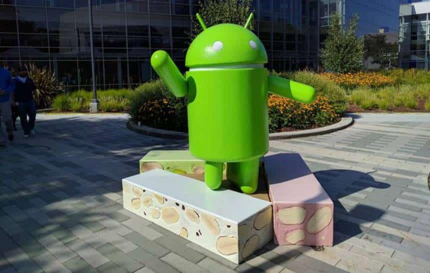 Android 7.0 deve ser lançado na próxima semana