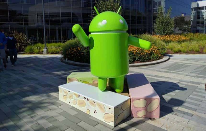 Android 7.0 começa a chegar aos smartphones