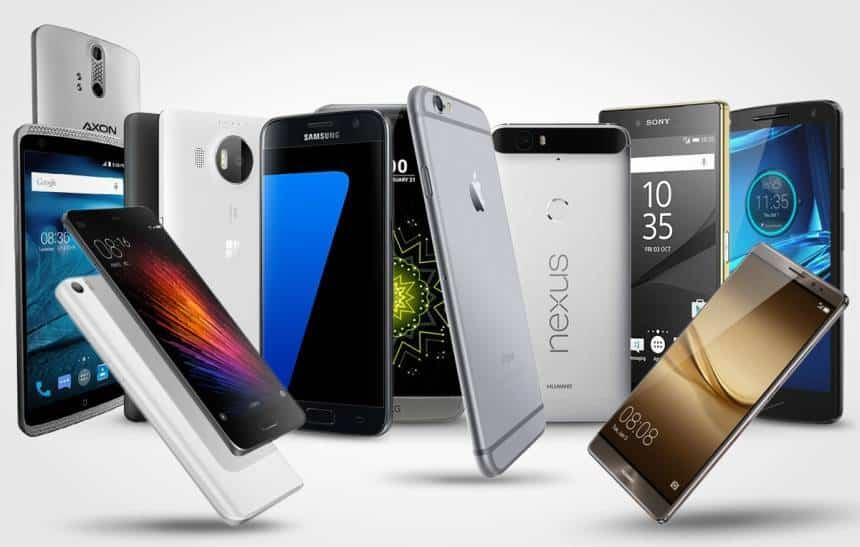 Lista dos smartphones mais potentes do mundo tem novidades