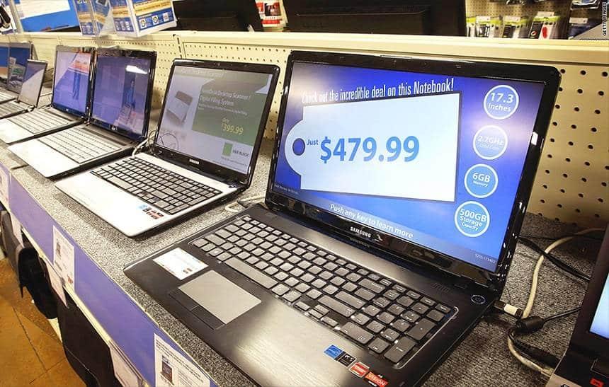 Vendas de PCs caem 5,2% no 2� trimestre do ano