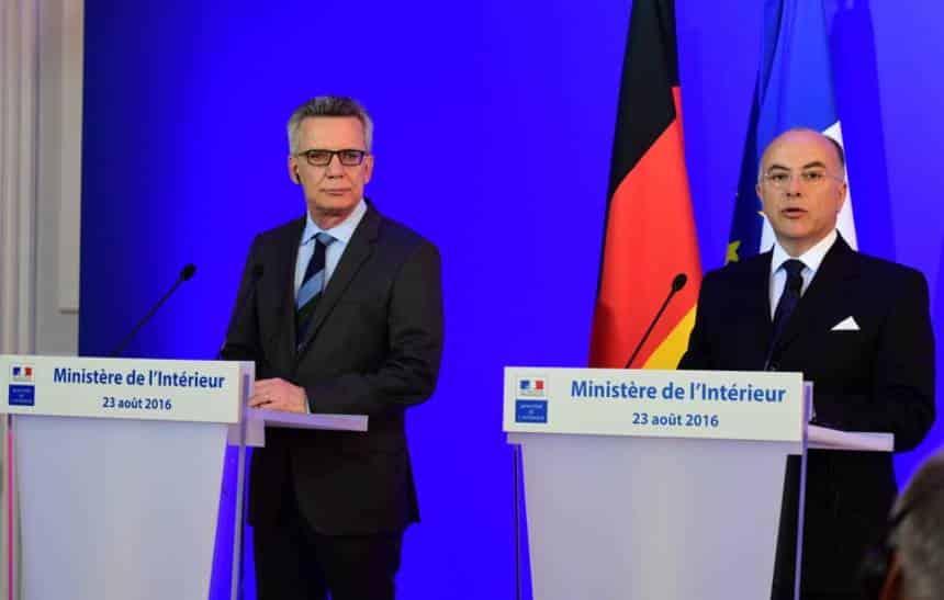 Fran�a e Alemanha querem leis para limitar criptografia