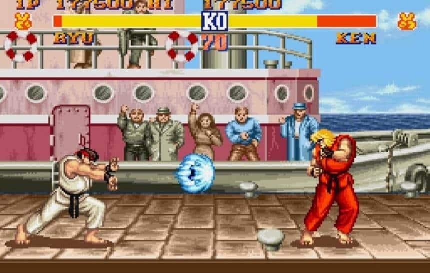 Jogadores acham novos truques em 'Street Fighter 2' 26 anos após seu lançamento