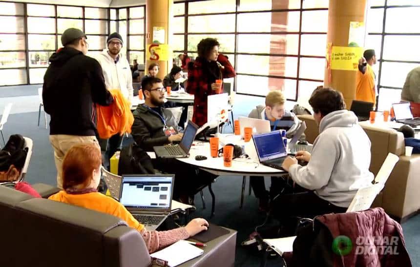 Hackathon revela novas ideias para aplicativos; veja com foi