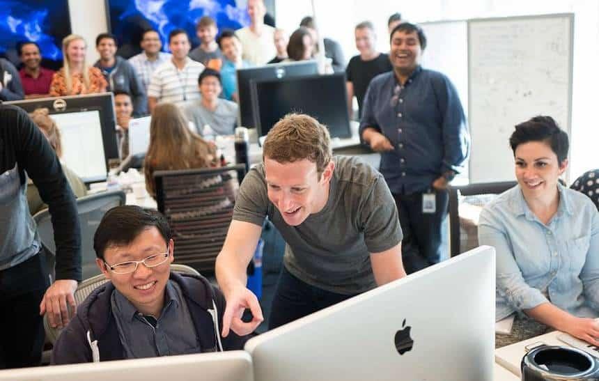 Entenda como o Facebook mantém seus melhores funcionários
