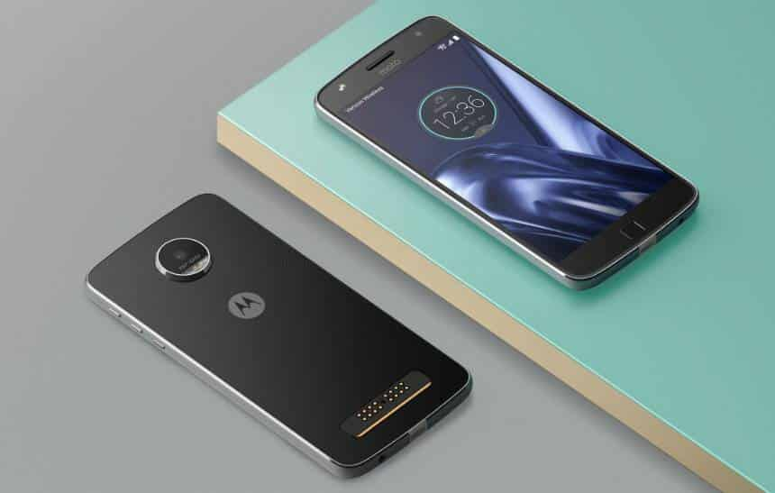 Motorola apresenta Moto Z Play, um smartphone com superbateria