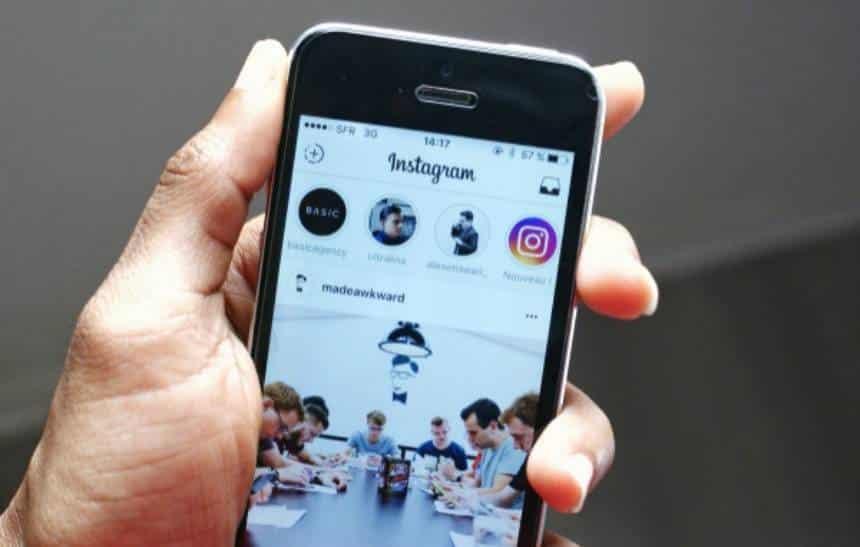 Instagram poderia estar 'matando' sucesso do Snapchat