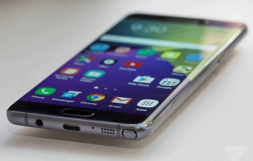 Galaxy Note 7 pode voltar às lojas no fim deste mês
