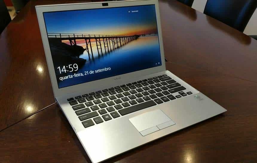 Testamos o Vaio Pro 13G, um notebook ultrafino que compete com o MacBook Air