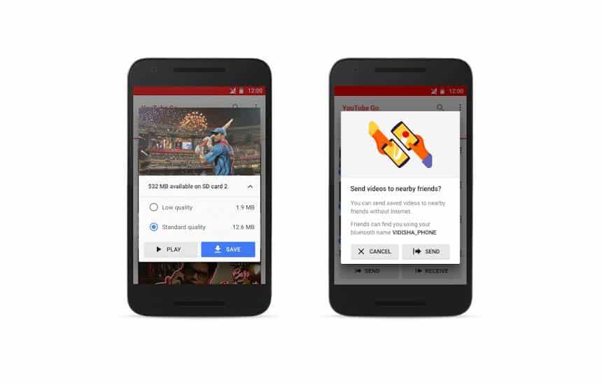 Novo app do YouTube permite baixar v�deos para assistir offline