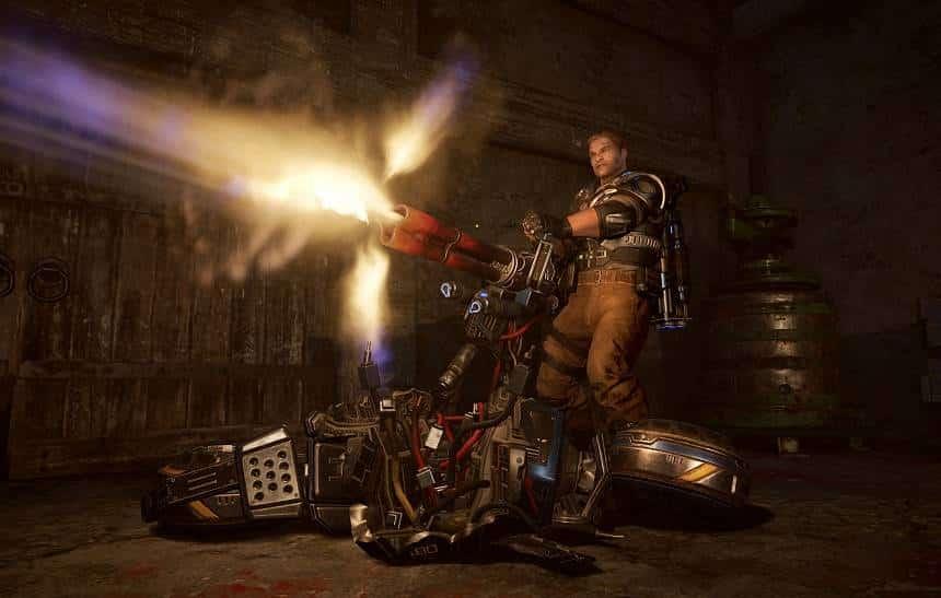 Jogamos: Gears of War 4 � um excelente recome�o para a franquia