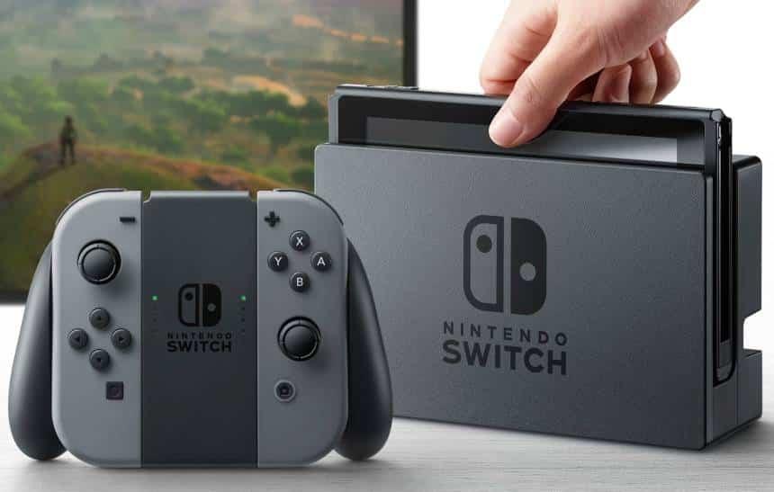 Nintendo far� evento em que ser� poss�vel testar o Switch