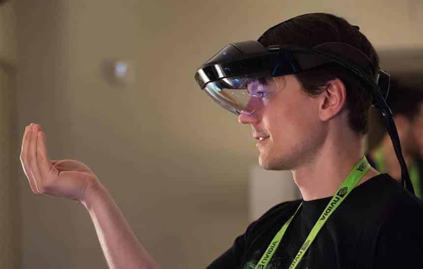 Empresa vai trocar PCs dos funcion�rios por visores de realidade aumentada