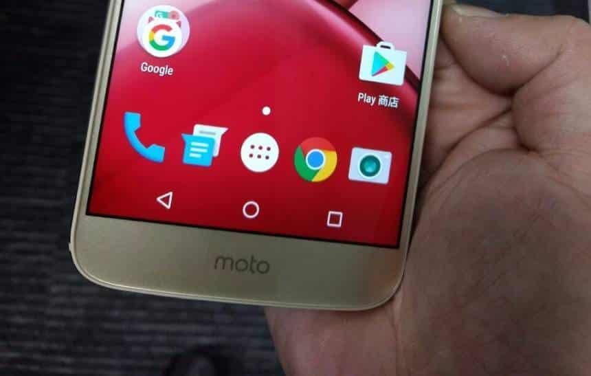Surgem imagens do Moto M, suposto novo smartphone da Motorola
