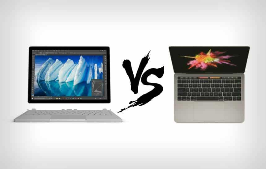 Surface Book vs MacBook Pro: qual laptop superpotente � o melhor?