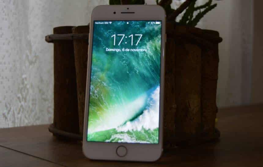 Testamos o iPhone 7: a união de excelência e inconveniência