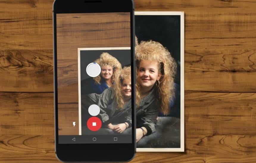 Digitalizar fotos antigas com o celular ficou mais fácil do que nunca