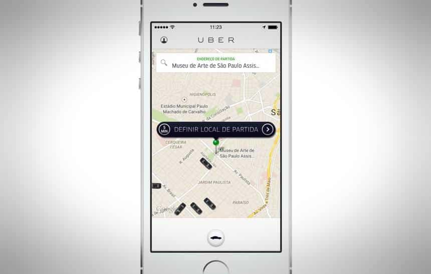 Projeto de lei que regulamenta apps de transporte passa por mudanças no Senado