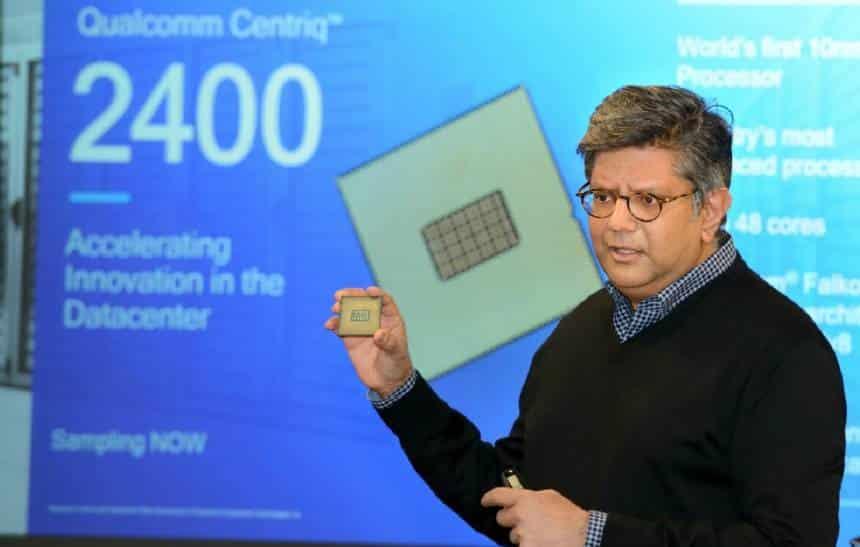 Qualcomm anuncia processador de 48 núcleos para desafiar Intel