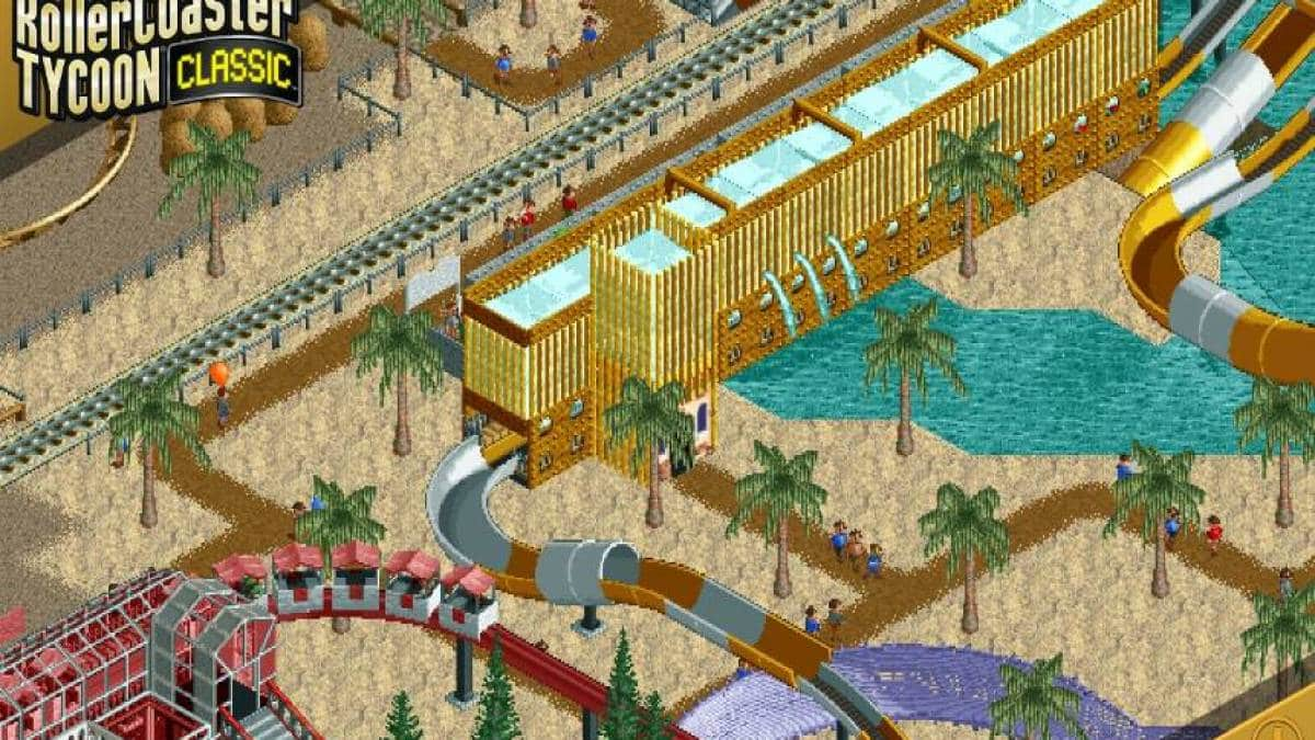 RollerCoaster Tycoon para iOS e Android