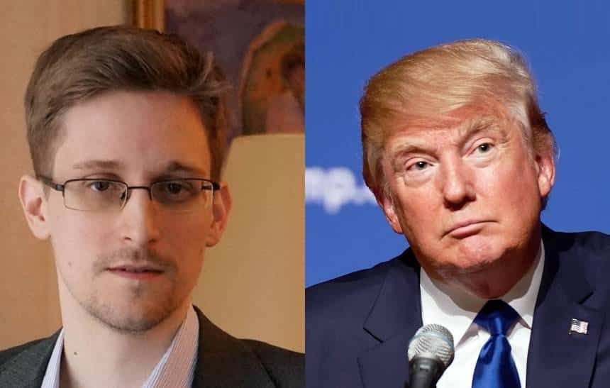 Documento vazado por Snowden pode provar que eleição dos EUA foi hackeada
