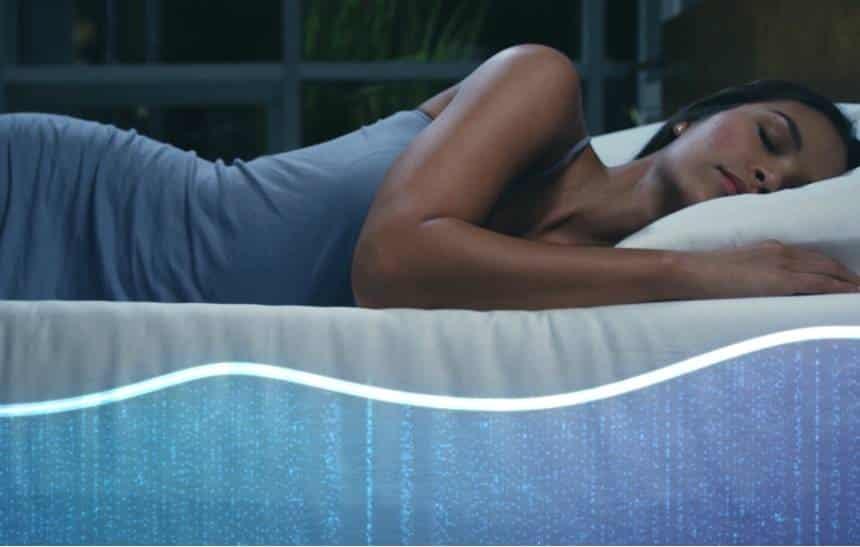 Cama inteligente consegue detectar quando usuário está roncando e o faz parar