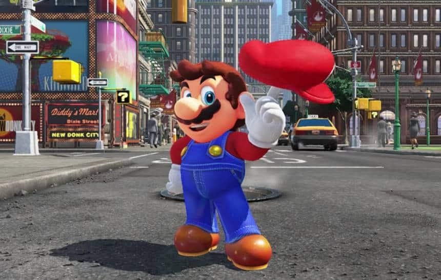 É fácil apontar para a Nintendo como a