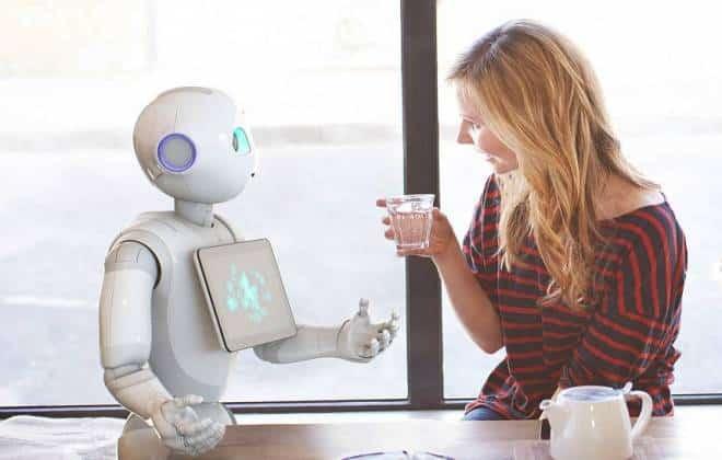 Robôs podem começar a aprender como bebês humanos