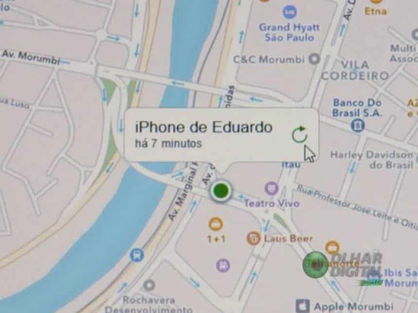 Mesmo com o GPS desligado é possível rastrear smartphones