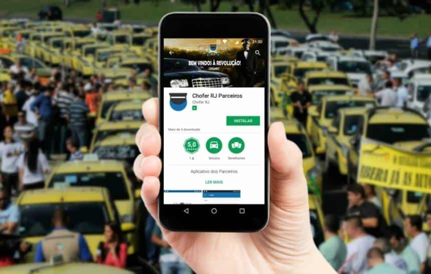 Ex-taxista se une a passageiro para lançar concorrente da Uber