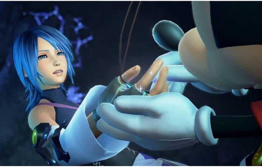 'Kingdom Hearts HD 2.8' é o penúltimo capítulo de uma história brilhante