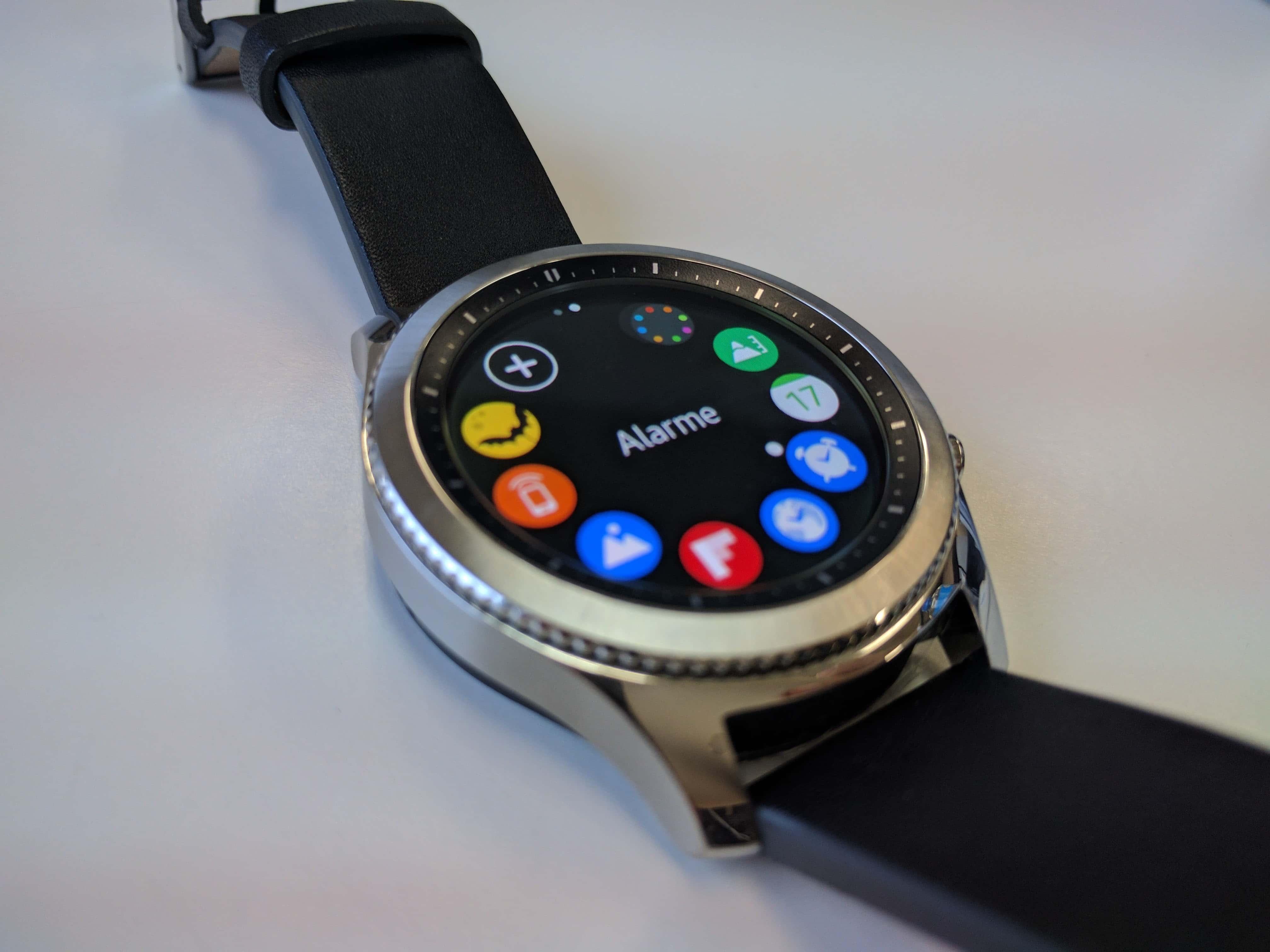687c3009a14 Testamos  Gear S3 é o melhor smartwatch do Brasil