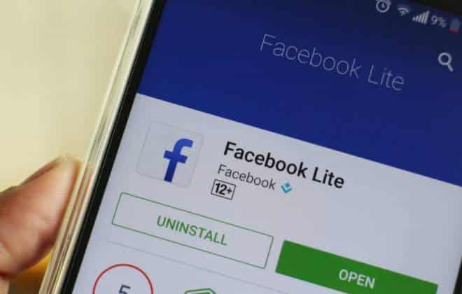 Facebook lite vantagens da verso mais leve da rede social stopboris Image collections