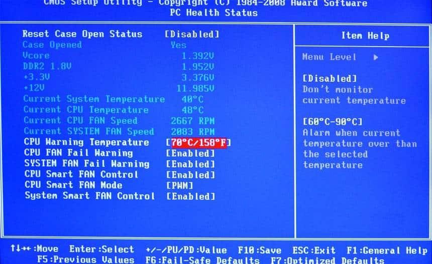 Aprenda a checar a temperatura do seu PC para evitar superaquecimento