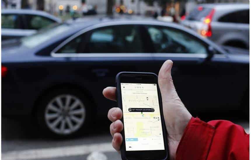 Uber cobra valores com base no quanto você está disposto a pagar pela corrida