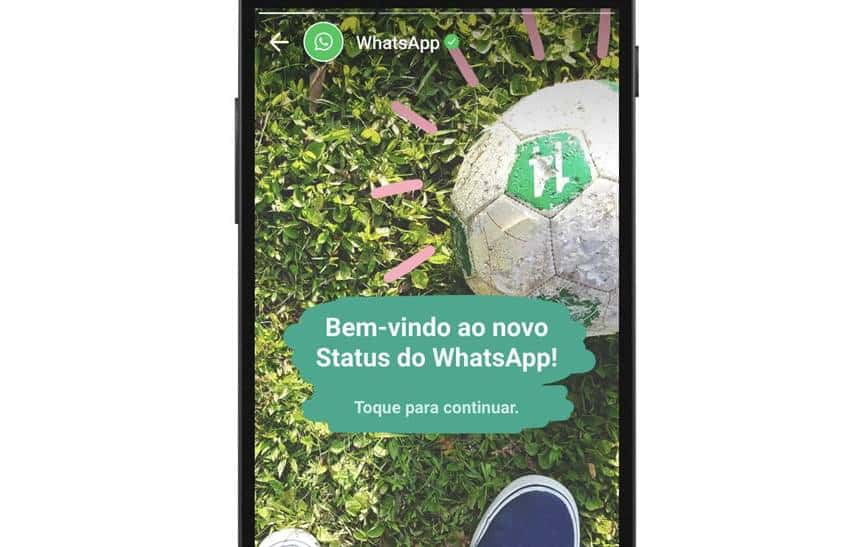 Como salvar um status do WhatsApp sem instalar nada no Android