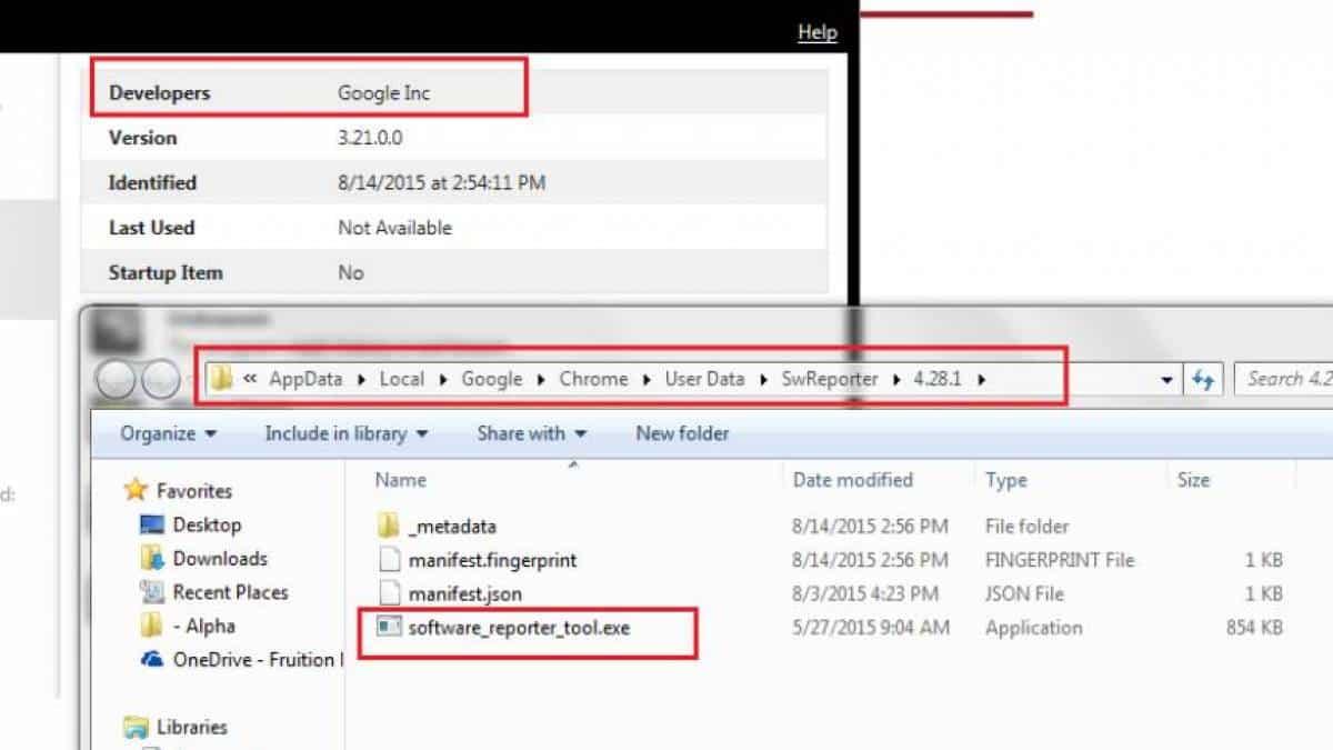 Saiba o que é o \u0027software reporter tool\u0027 e como removê-lo