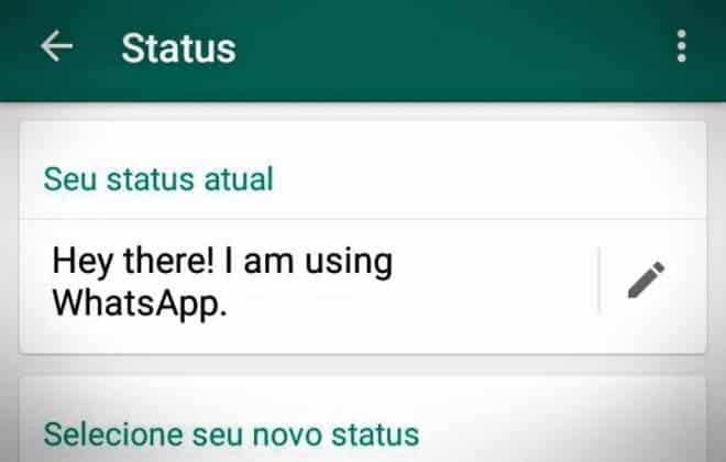 Coisas Engraçadas Para Status: WhatsApp Traz De Volta Status Antigo; Veja Como Usar