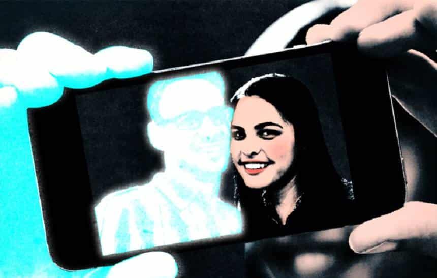 App permite falar e até tirar selfie com quem já morreu