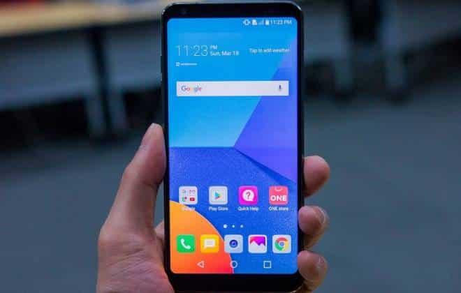 Sucessor do LG G6 deve chegar só em junho com tecnologia de tela inédita