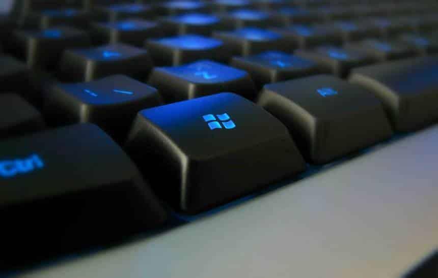7 atalhos úteis que usam a tecla 'Windows'