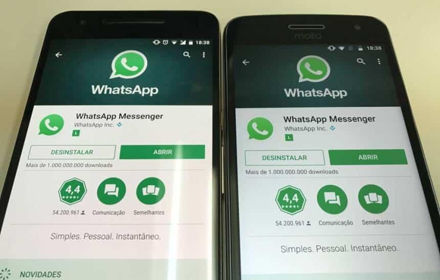 Saiba como usar a mesma conta do WhatsApp em dois celulares ao mesmo tempo