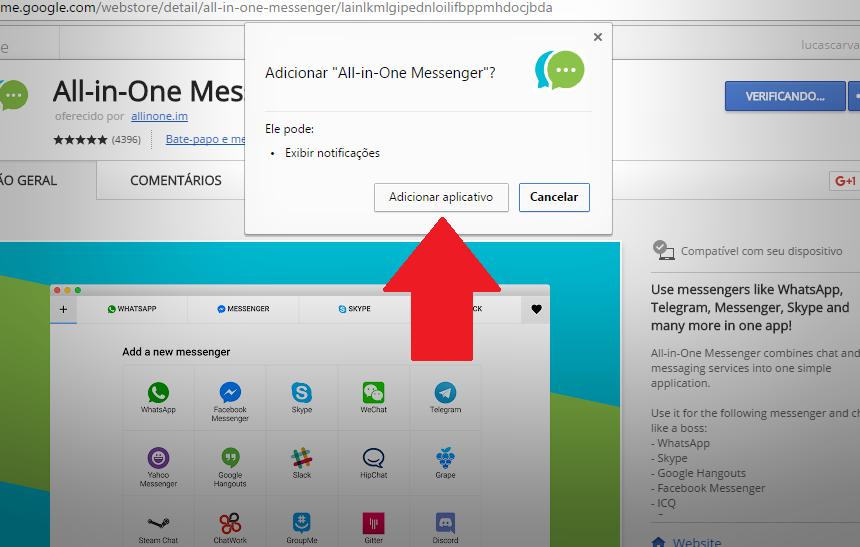 Saiba como usar WhatsApp e Messenger em um mesmo aplicativo