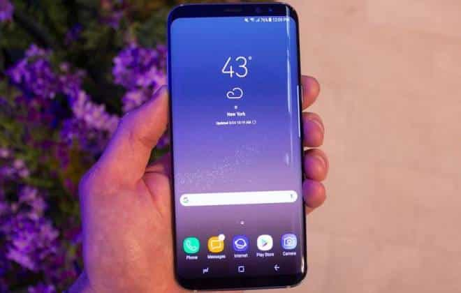 Samsung anuncia chegada do Galaxy S8