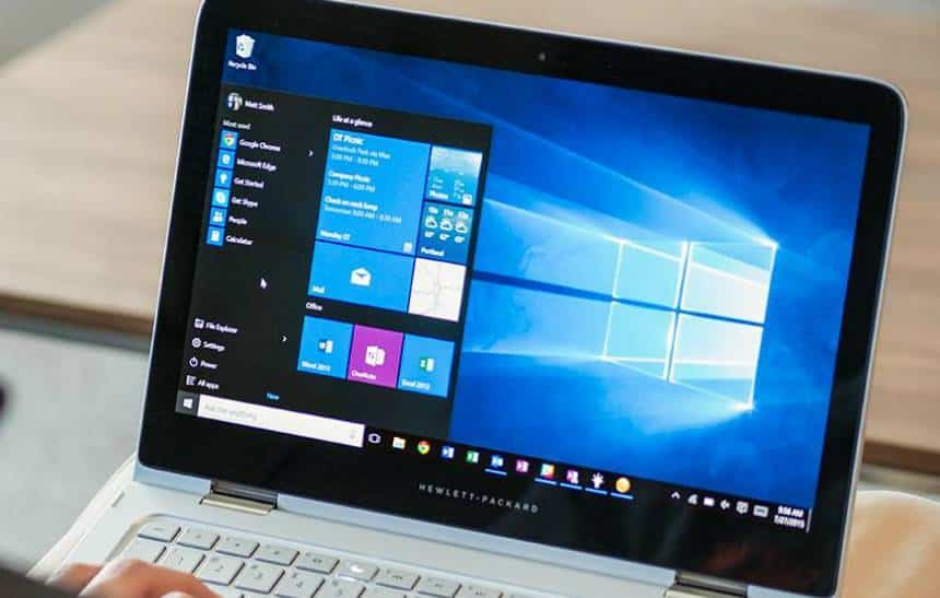 Como fixar um arquivo no menu iniciar do Windows 10