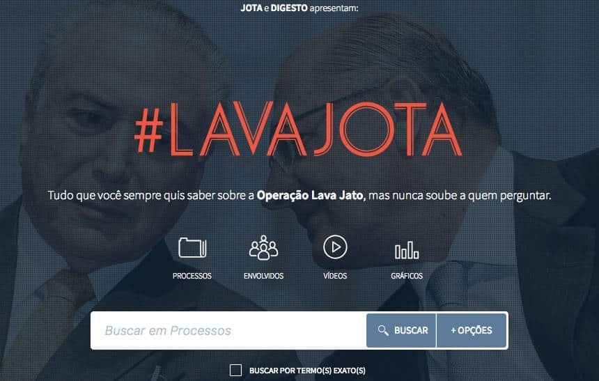Conheça o 'Google da Lava Jato'