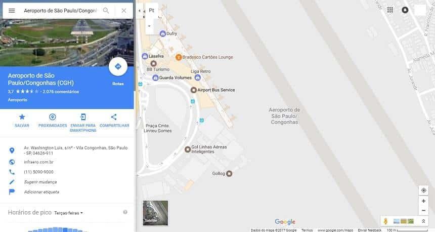 8080c42e081c3 Salve seus locais favoritos e economize tempo no Google Maps