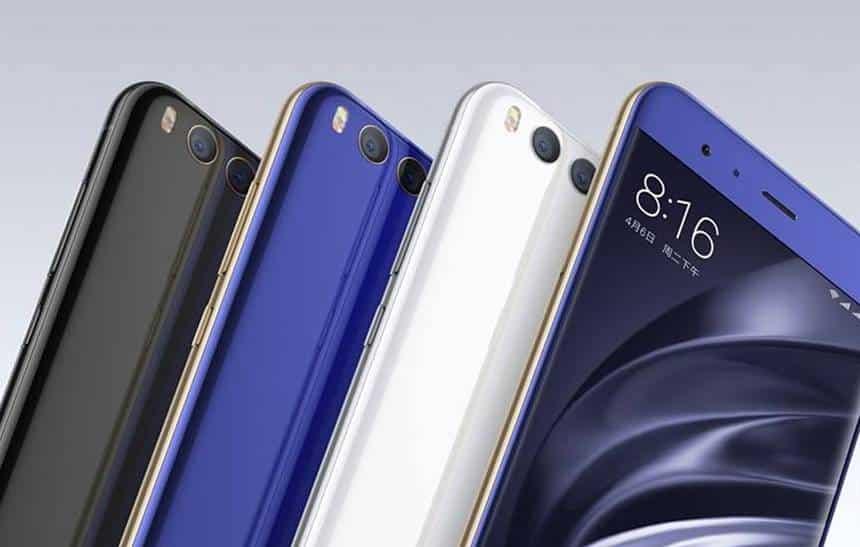 Xiaomi lança o Mi 6, mais um top de linha sem entrada para fones