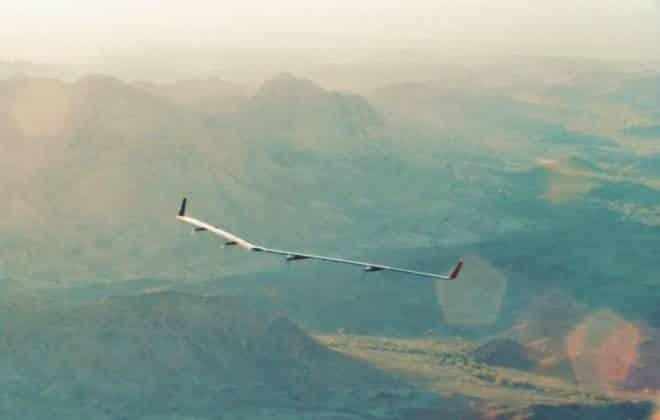 Facebook desiste de construir drones para levar internet a áreas remotas