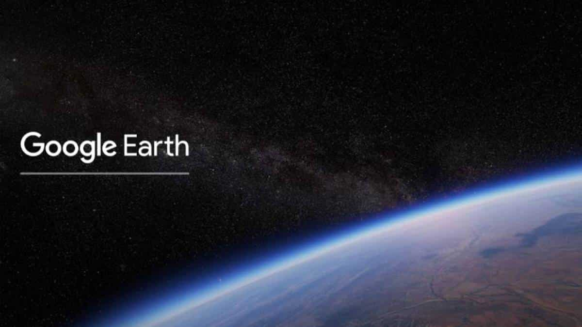 Novo Google Earth